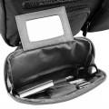 Портфель Piquadro с отделением для iPad или ноутбука с чехлом для ноутбука и косметичкой (37x26,5x12,5)