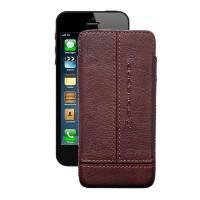 Чехол Piquadro  Пиквадро VIBE  кожаный для iPhone 5 (6x12,5x1)
