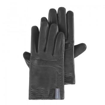 Перчатки Piquadro Guanti L муж. со стежками на запястье