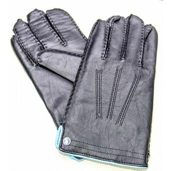 Перчатки Piquadro Guanti S муж. 3 полоски