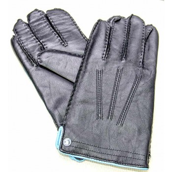 Перчатки Piquadro Guanti XL муж. 3 полоски