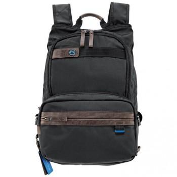 Рюкзак Piquadro NIMBLE/Black складной с фронт. Карманом CA2475NI_N