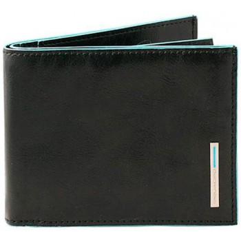 Портмоне Piquadro Blue Square горизонтальное с отделением для 9 кредитных карт