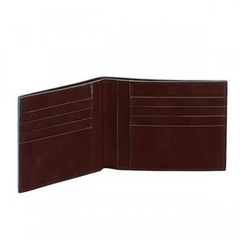 Портмоне Piquadro Blue Square с отделением для 8 кредитных карт