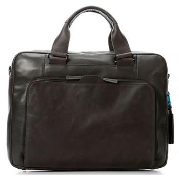 Портфель Piquadro EUCLIDE/Black двуручн. с отдел. д/ноутбука/iPad/iPad Air CA3300S73_N
