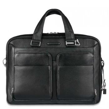Мужская сумка PIQUADRO MODUS/Black CA2849MO_N