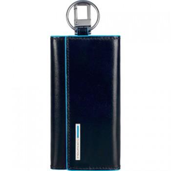 Ключница PIQUADRO BL SQUARE/N.Blue PC1397B2_BLU2