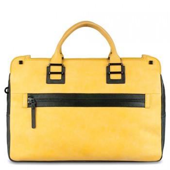 Мужская сумка PIQUADRO TAU/Yellow CA3442WO6_G