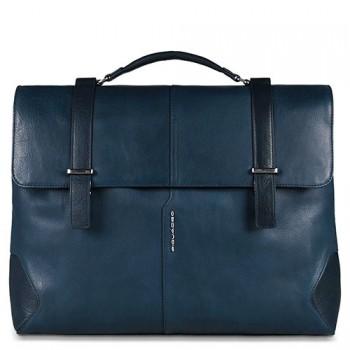Портфель PIQUADRO OMICRON/Blue CA3373W69_BLU
