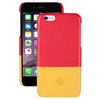 Чехол для iPhone 6 PIQUADRO PULSE/Red-Yellow AC3353P15_RG