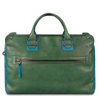 Мужская сумка PIQUADRO TAU/Green CA3383WO6_VE